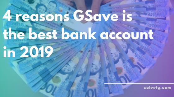 Best Savings Accounts 2020.4 Reasons Why Gsave Is The Best Savings Account In 2019